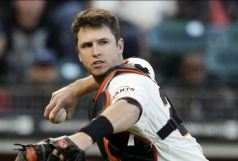 I can't wait to see this guy behind the plate again!