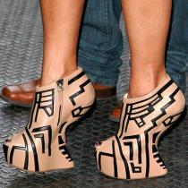 heelless heels