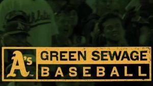 Green Sewage Baseball