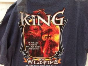 KingFireShirt