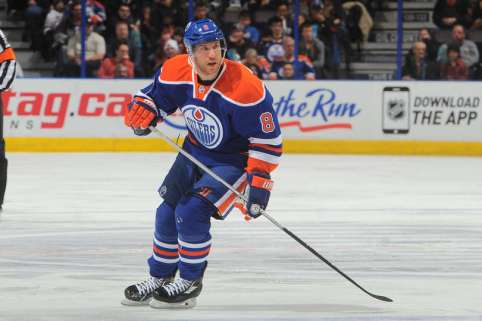 Since coming over from Nashville, Derek Roy has made his impact in Edmonton.