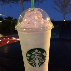 BirthdayCakeFrappucino