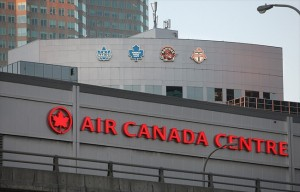 The Air Canada Centre will host the 2016 NBA All-Star Game, Toronto's first.