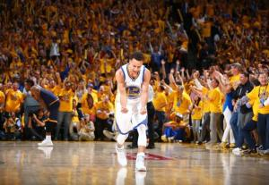 Stephen Curry was electric with 37 points in Game 5 of the NBA Finals on Sunday.