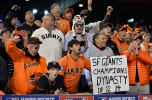 Giants fans have put up with being called bandwagoners for far too long,myself included