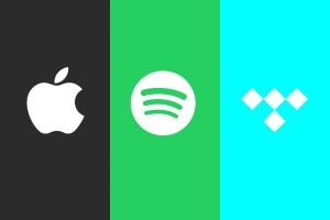 AppleSpotifyTidal