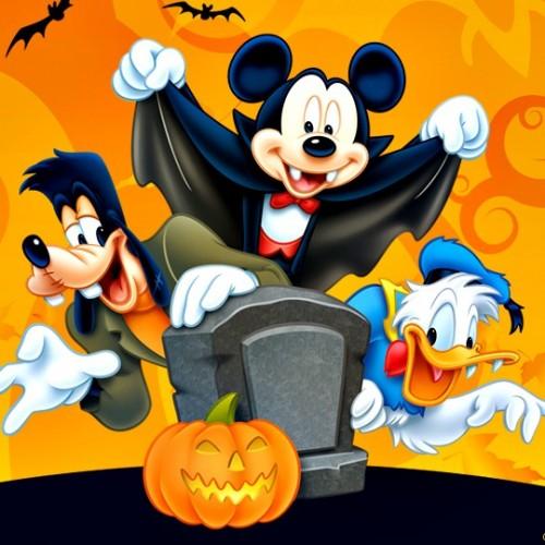 HalloweenDisney