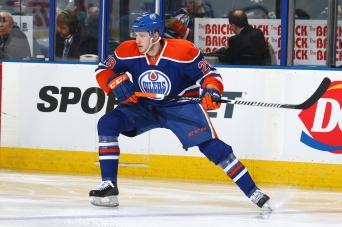 Anaheim Ducks v Edmonton Oilers