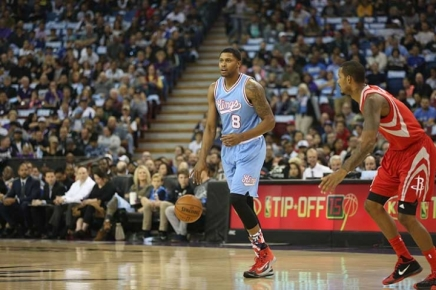 Rudy Gay didn't show up for Friday's game vs. Houston despite having 15 points.