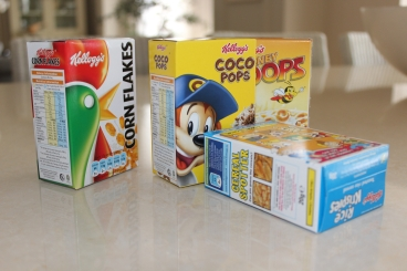 LittleCerealBoxes