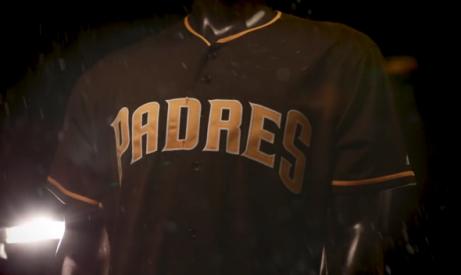 PadresBrownYellow