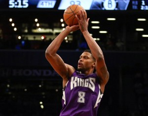 It hasn't been the best season for Rudy Gay and the Sacramento Kings.