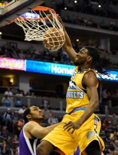There's at least one guy who would love to see Kenneth Faried in Sacramento.