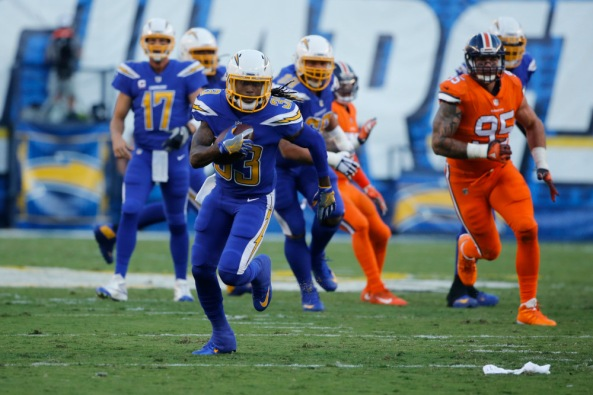 AP BRONCOS CHARGERS FOOTBALL S FBN USA CA