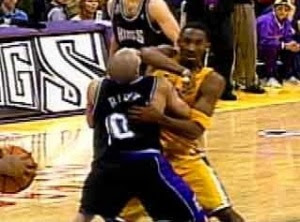 Nearly 15 years later and it's still not a fucking foul on Bibby