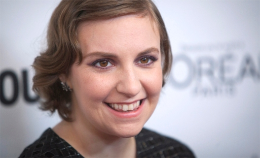 "Actress Lena Dunham arrives for Glamour Magazine's ""Women Of The Year"" event in New York"