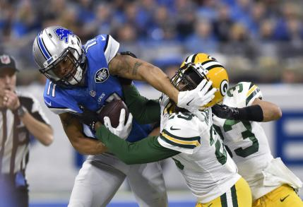 Marvin Jones, Damarious Randall