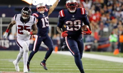 NFL: Houston Texans at New England Patriots