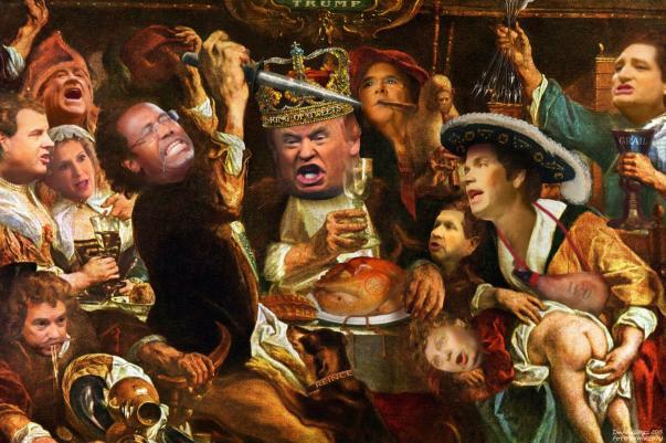 TrumpThanksgiving