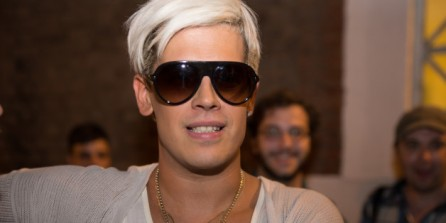 Milo Yiannopoulos Attends Young British Heritage Society Launch Event In London