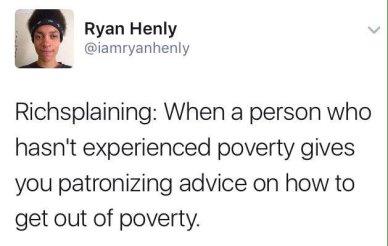 Richsplaining