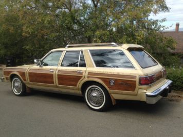 WoodPanelingStationWagon