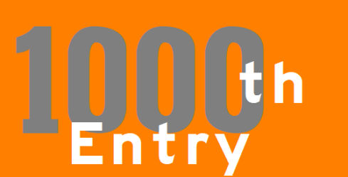 1000thEntry