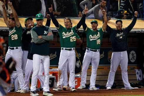 A's Astros